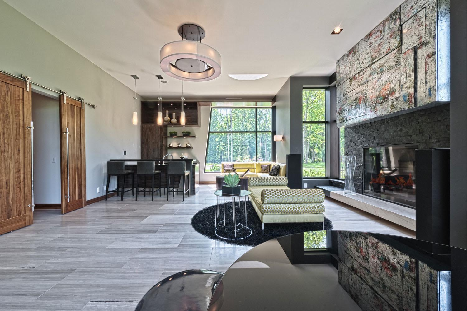 Magnificent Living Dining Room Gallery Brenmar Construction Corp Interior Design Ideas Gentotryabchikinfo